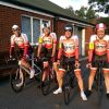 Road Race and 4up TTT Report 2016